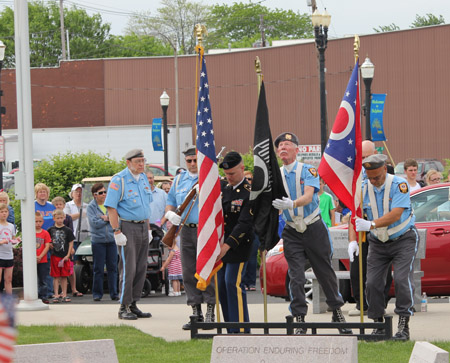 Memorial Day observances
