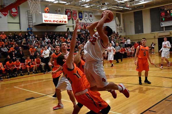 Jefferson rebounds from tough loss to down Elida