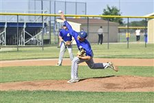 Lancers erupt for 7-run inning, hand Cougars first loss