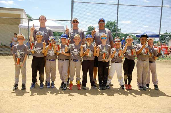 Lincoln Highway All-Star champions