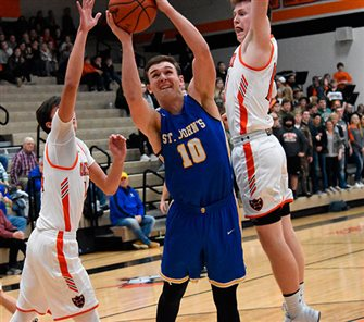 Blue Jays suffer first MAC loss to Coldwater